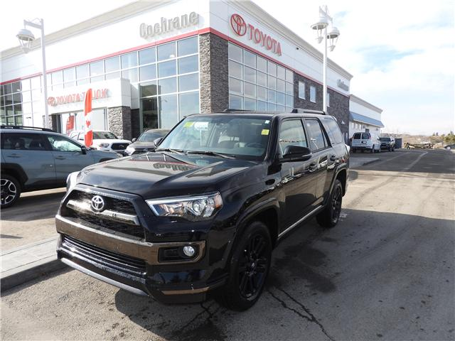 2019 Toyota 4Runner SR5 (Stk: 190194) in Cochrane - Image 1 of 12