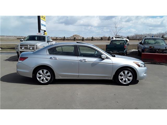 2008 Honda Accord EX-L V6 (Stk: P425) in Brandon - Image 1 of 11
