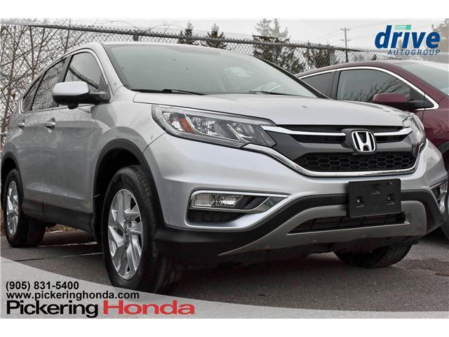 2016 Honda CR-V EX (Stk: P4766) in Pickering - Image 1 of 30