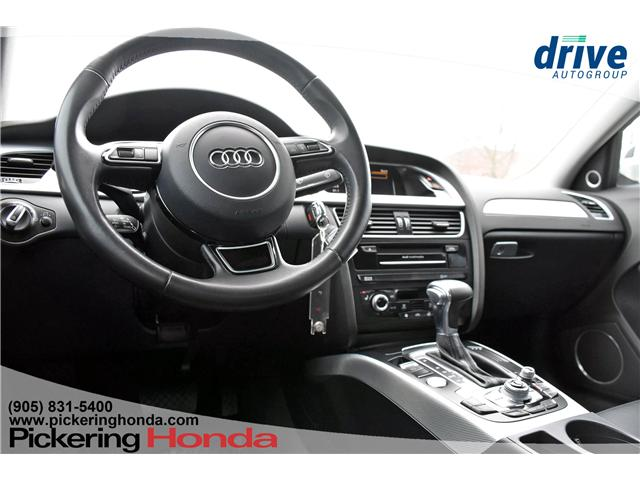 2016 Audi A4 2.0T Technik plus (Stk: T406A) in Pickering - Image 2 of 36