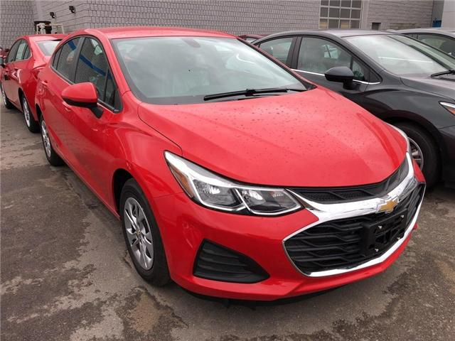 2019 Chevrolet Cruze LS (Stk: 538647) in BRAMPTON - Image 3 of 4