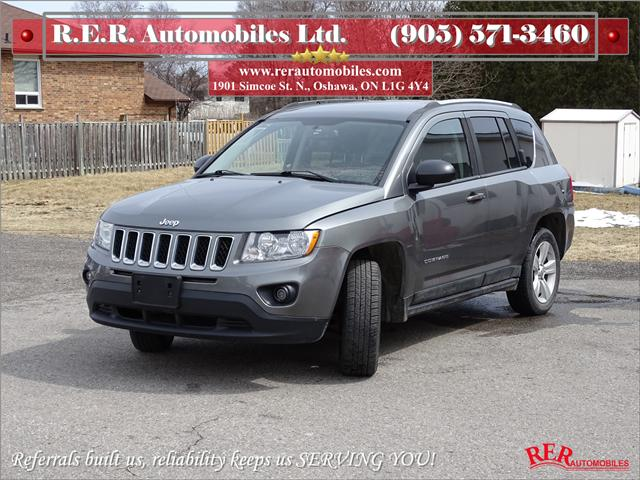 2011 Jeep Compass Sport/North (Stk: ) in Oshawa - Image 1 of 11