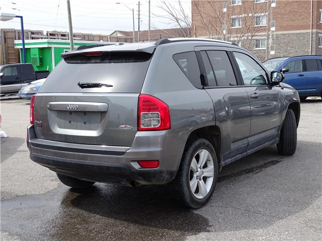 2011 Jeep Compass Sport/North (Stk: ) in Oshawa - Image 3 of 11