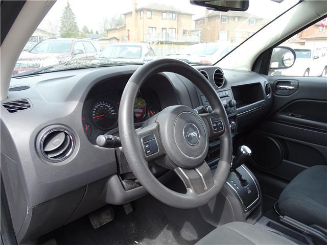 2011 Jeep Compass Sport/North (Stk: ) in Oshawa - Image 9 of 11