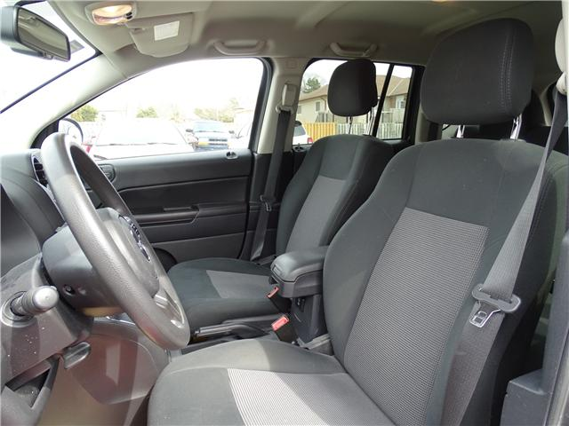 2011 Jeep Compass Sport/North (Stk: ) in Oshawa - Image 10 of 11