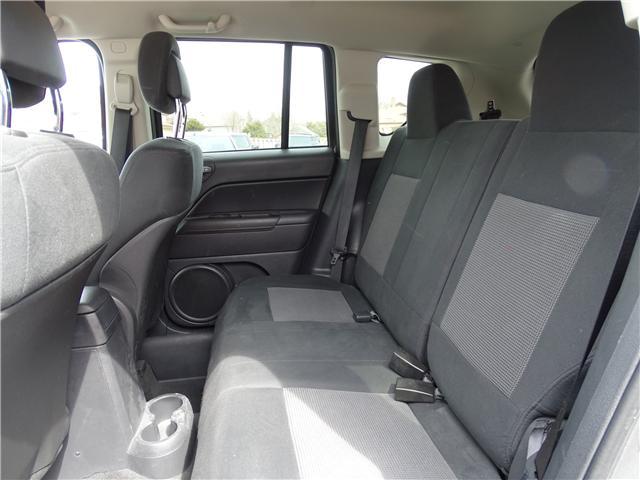 2011 Jeep Compass Sport/North (Stk: ) in Oshawa - Image 11 of 11