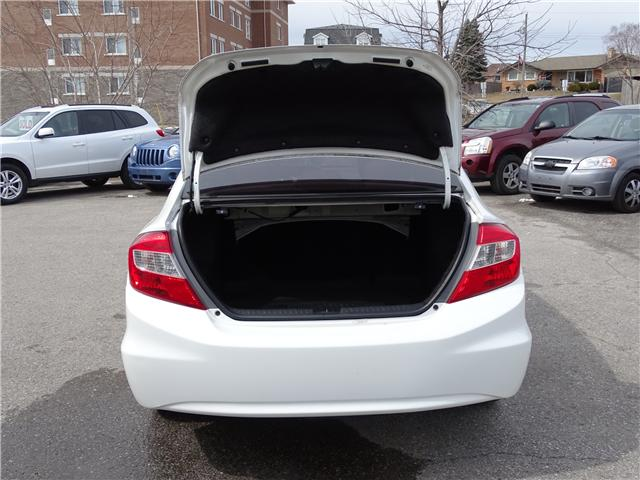 2012 Honda Civic EX (Stk: ) in Oshawa - Image 6 of 12