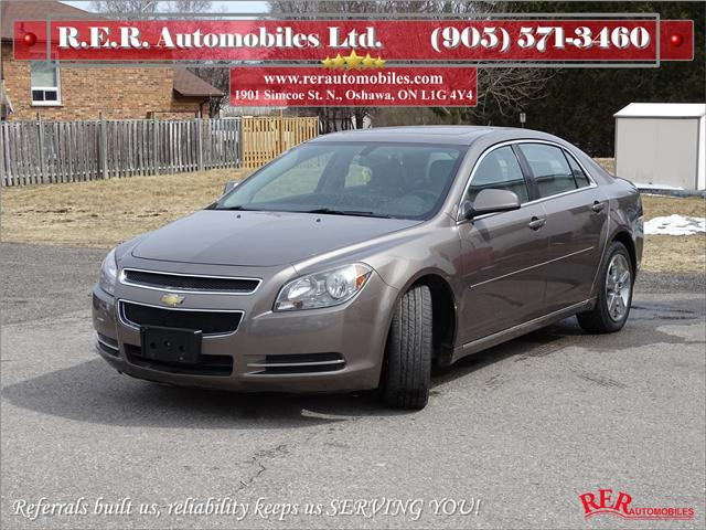 2010 Chevrolet Malibu LT Platinum Edition (Stk: ) in Oshawa - Image 1 of 13