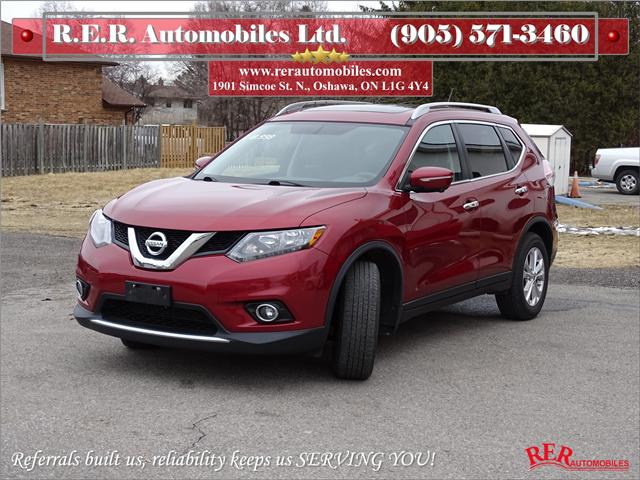 2014 Nissan Rogue SV (Stk: ) in Oshawa - Image 1 of 20