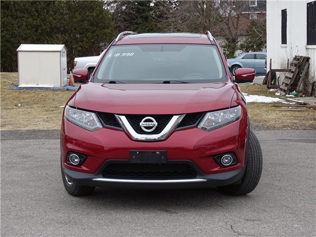 2014 Nissan Rogue SV (Stk: ) in Oshawa - Image 2 of 20