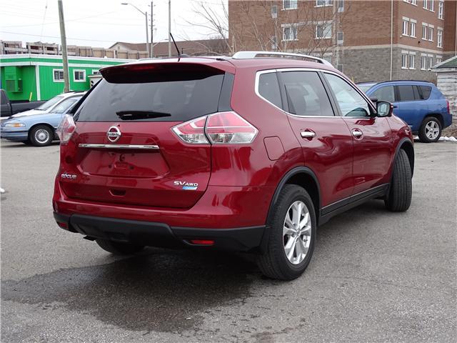 2014 Nissan Rogue SV (Stk: ) in Oshawa - Image 3 of 20