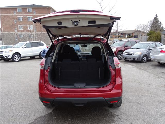 2014 Nissan Rogue SV (Stk: ) in Oshawa - Image 6 of 20