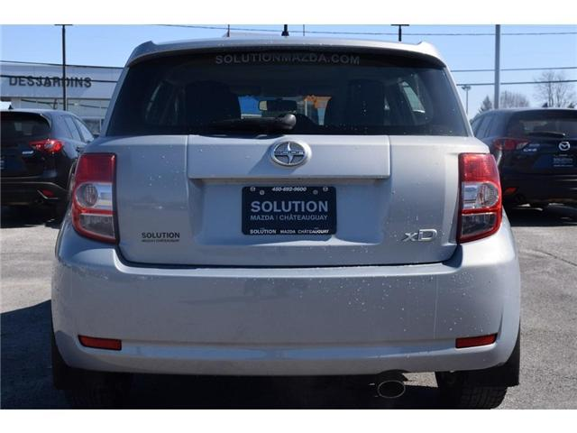 2013 Scion xD Base (Stk: A-2291) in Châteauguay - Image 4 of 27