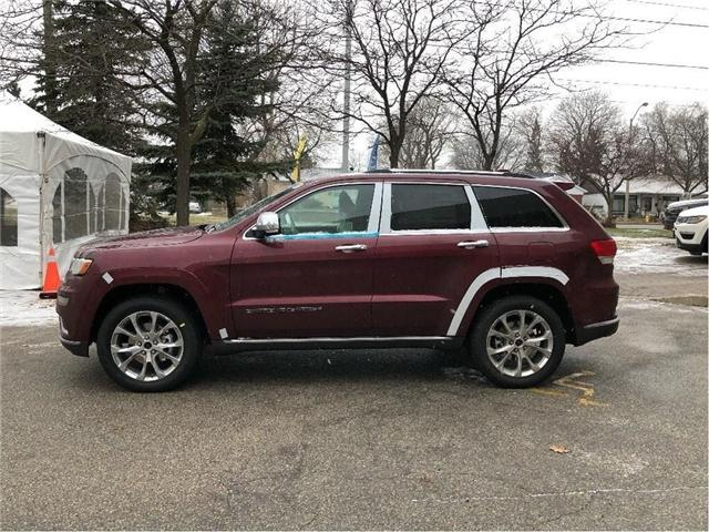 2019 Jeep Grand Cherokee Summit (Stk: 194044) in Toronto - Image 2 of 18
