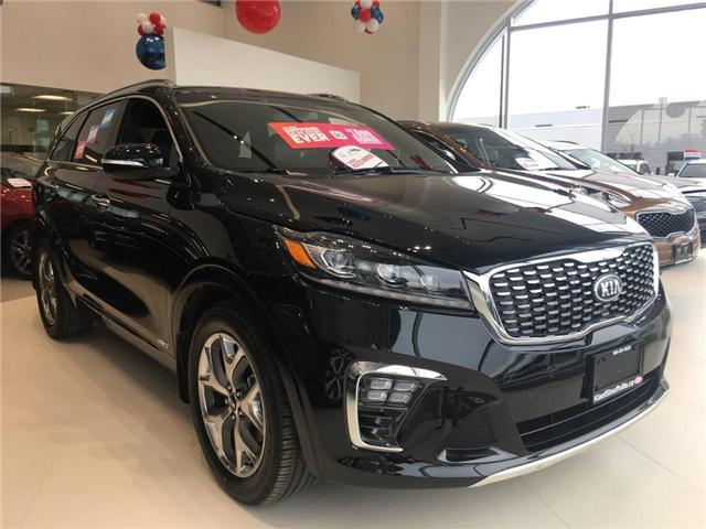 2019 Kia Sorento  (Stk: 19010) in Stouffville - Image 1 of 9