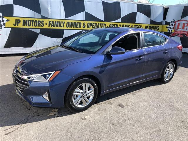 2019 Hyundai Elantra  (Stk: 46530) in Burlington - Image 2 of 14