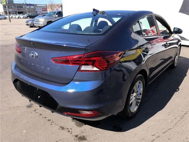 2019 Hyundai Elantra  (Stk: 46530) in Burlington - Image 5 of 14