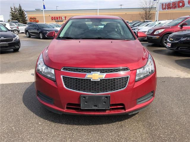 2012 Chevrolet Cruze LT|Remote Entry|Fuel Efficient| (Stk: 185169B) in BRAMPTON - Image 2 of 15
