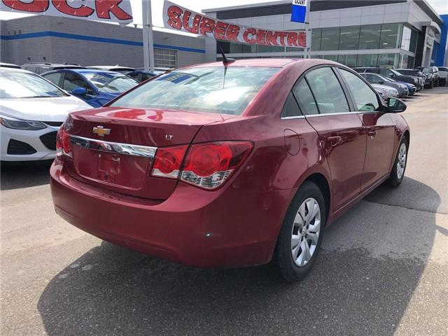 2012 Chevrolet Cruze LT|Remote Entry|Fuel Efficient| (Stk: 185169B) in BRAMPTON - Image 4 of 15