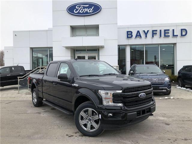 2019 Ford F-150 Lariat (Stk: FP19422) in Barrie - Image 1 of 30