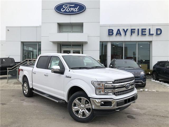 2019 Ford F-150 Lariat (Stk: FP19424) in Barrie - Image 1 of 30