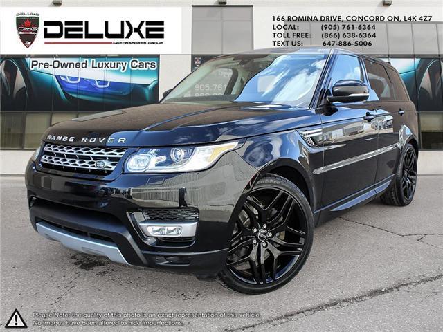 2016 Land Rover Range Rover Sport DIESEL Td6 HSE SALWR2KF6GA543444 D0553 in Concord