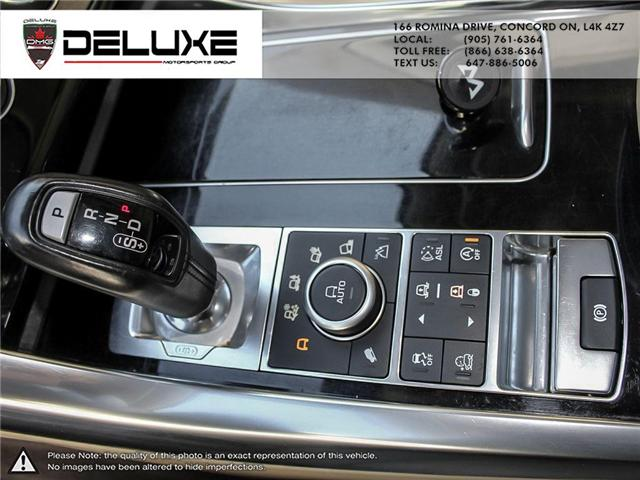 2016 Land Rover Range Rover Sport DIESEL Td6 HSE (Stk: D0553) in Concord - Image 21 of 27