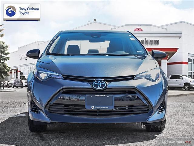 2019 Toyota Corolla LE (Stk: U9078) in Ottawa - Image 2 of 29