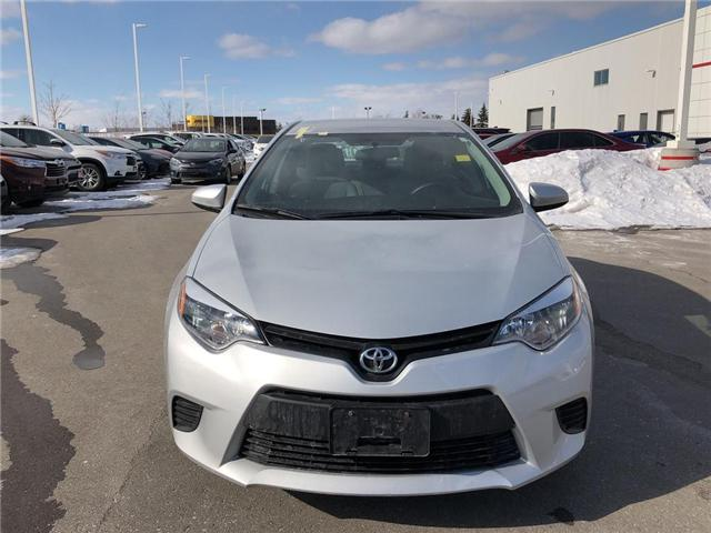2014 Toyota Corolla CE (Stk: D190159A) in Mississauga - Image 2 of 16