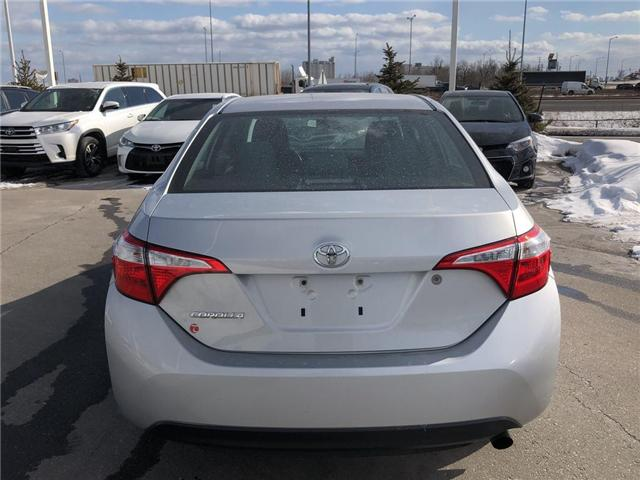 2014 Toyota Corolla CE (Stk: D190159A) in Mississauga - Image 6 of 16