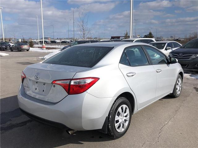 2014 Toyota Corolla CE (Stk: D190159A) in Mississauga - Image 7 of 16