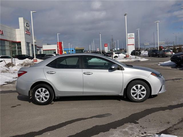 2014 Toyota Corolla CE (Stk: D190159A) in Mississauga - Image 8 of 16