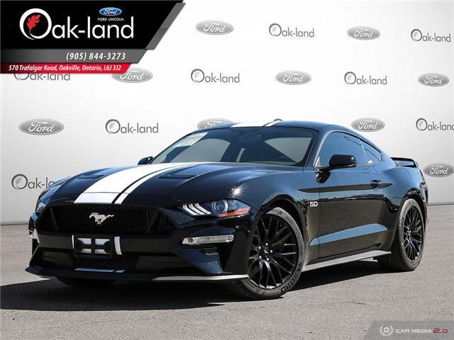 2018 Ford Mustang GT Premium (Stk: 9G023DA) in Oakville - Image 1 of 26