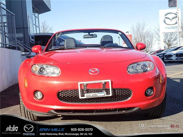 2007 Mazda MX-5 GT (Stk: P4469) in Mississauga - Image 2 of 18