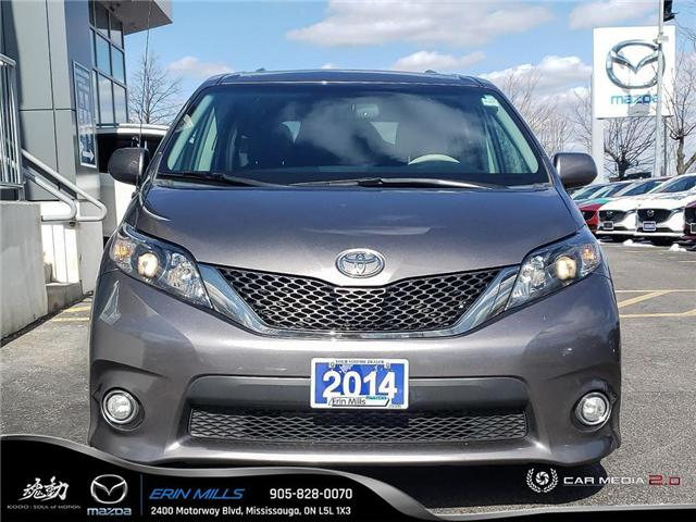 2014 Toyota Sienna SE 8 Passenger (Stk: 19-0248A) in Mississauga - Image 2 of 19