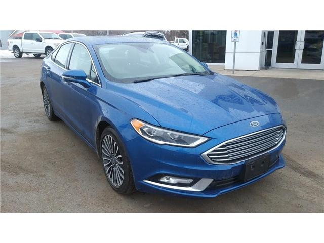 2017 Ford Fusion Titanium (Stk: ED1172A) in Bobcaygeon - Image 2 of 24