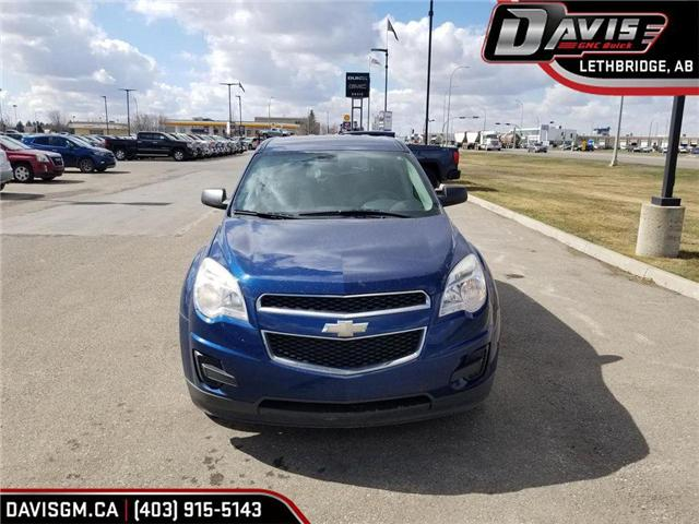 2010 Chevrolet Equinox LS (Stk: 126429) in Lethbridge - Image 1 of 5