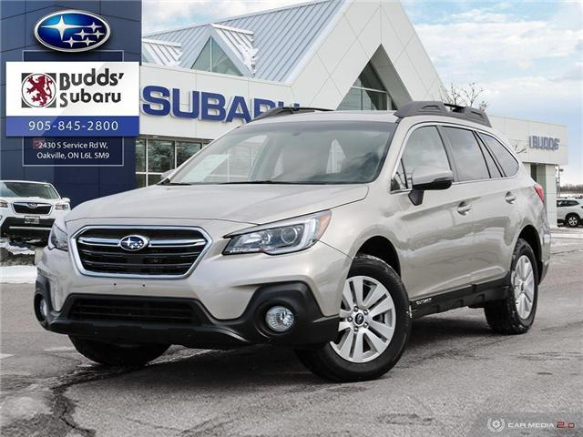2018 Subaru Outback  (Stk: O18213R) in Oakville - Image 1 of 28