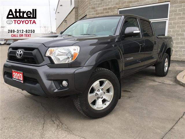 2013 Toyota Tacoma DOUBLE CAB 4X4 TRD SPORT ALLOY, FOG, BACK CAMERA,  (Stk: 43866A) in Brampton - Image 1 of 27