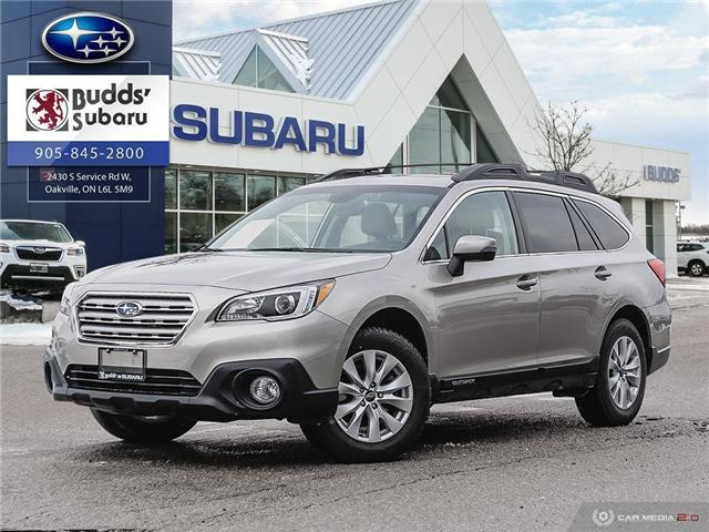 2017 Subaru Outback 2.5i Limited (Stk: PS2056) in Oakville - Image 1 of 25