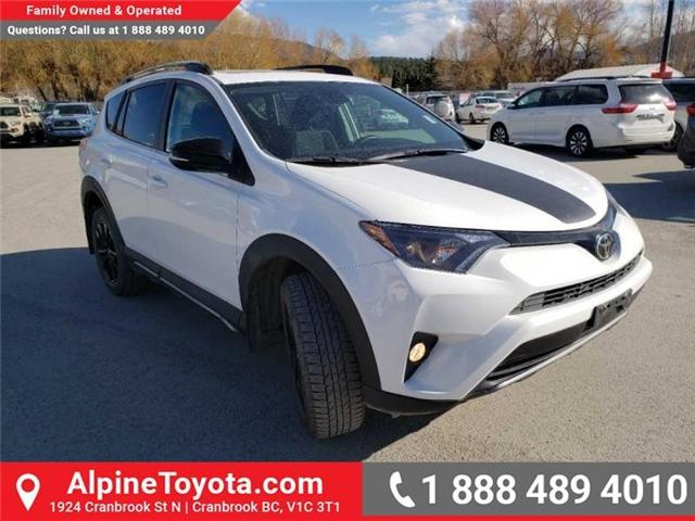 2018 Toyota RAV4 XLE (Stk: W708904R) in Cranbrook - Image 7 of 17
