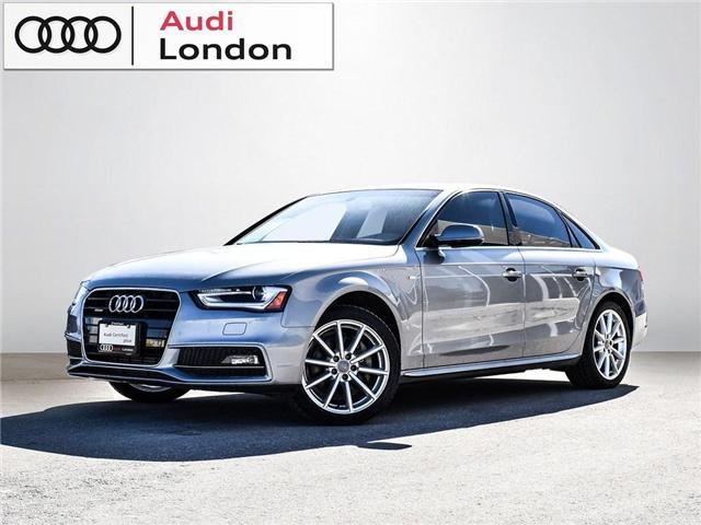2015 Audi A4 2.0T Progressiv (Stk: 429938A) in London - Image 1 of 27