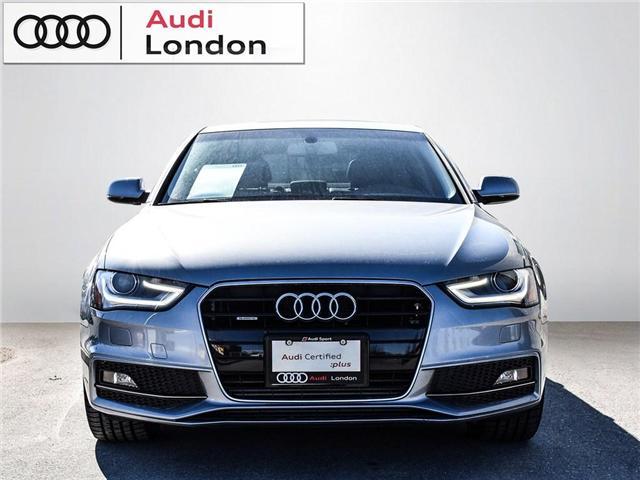 2015 Audi A4 2.0T Progressiv (Stk: 429938A) in London - Image 2 of 27