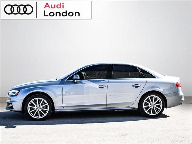 2015 Audi A4 2.0T Progressiv (Stk: 429938A) in London - Image 3 of 27