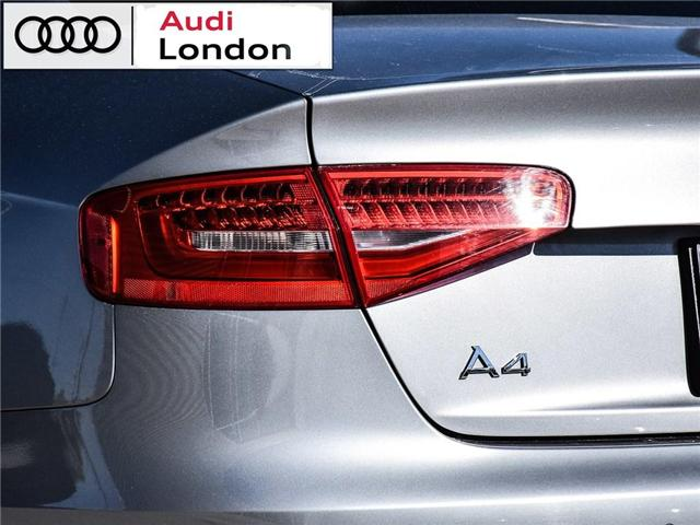 2015 Audi A4 2.0T Progressiv (Stk: 429938A) in London - Image 7 of 27
