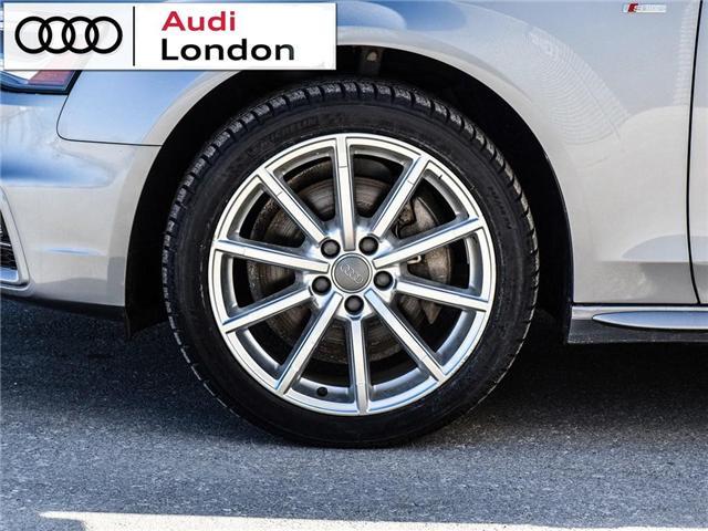 2015 Audi A4 2.0T Progressiv (Stk: 429938A) in London - Image 8 of 27