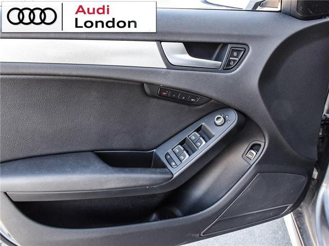 2015 Audi A4 2.0T Progressiv (Stk: 429938A) in London - Image 9 of 27