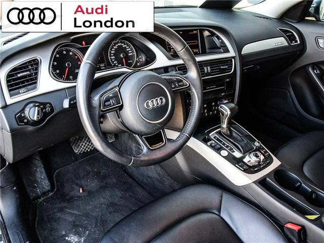 2015 Audi A4 2.0T Progressiv (Stk: 429938A) in London - Image 10 of 27