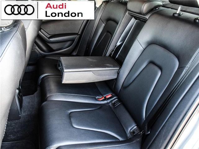 2015 Audi A4 2.0T Progressiv (Stk: 429938A) in London - Image 12 of 27