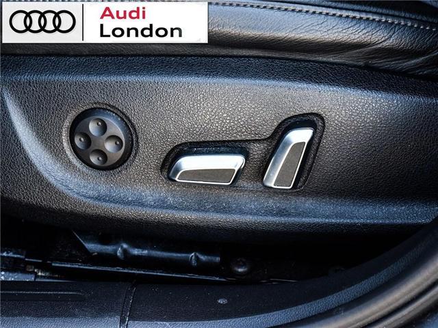 2015 Audi A4 2.0T Progressiv (Stk: 429938A) in London - Image 13 of 27